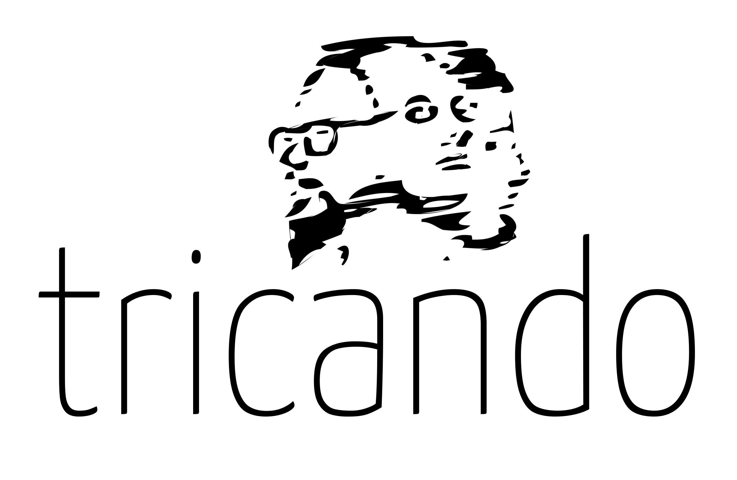tricando | Band Logo